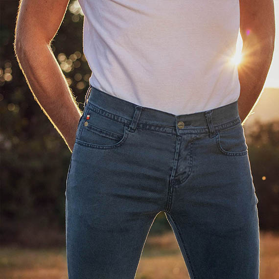 JEANS HOMME-SOBO-X789